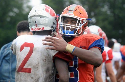 South Jersey High School Football Scores Week 1