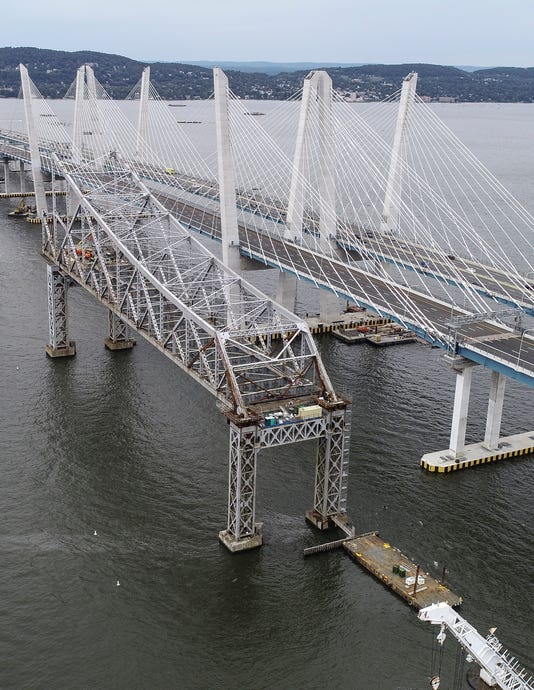 cuomo bridge new opening date set bridge deemed stable
