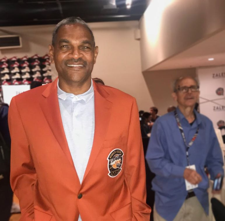 Sixers great Mo Cheeks finally inducted into Basketball Hall of Fame