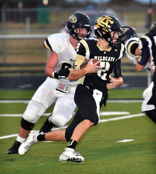 Alvord At Archer City Fb 3