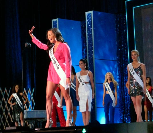 Ap Miss America A Usa Nj