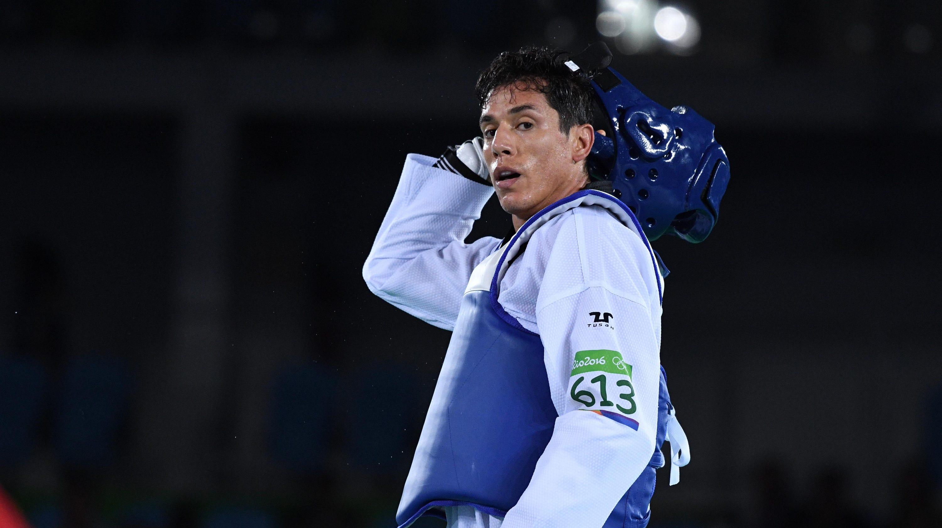 8928ca197ca2d Two-time Olympic taekwondo champ Steven Lopez banned by SafeSport for  sexual misconduct