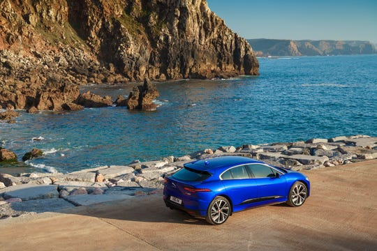 Jaguar is a British company, now backed by Indian automobile giant Tata, with a distinct and storied racing history. Though most of those victories were amassed with cars sporting the classic British Racing Green color, the I-PACE electric cars aims to stand out with arresting colors such as this Caesium Blue, the color of our $89,000 test vehicle.