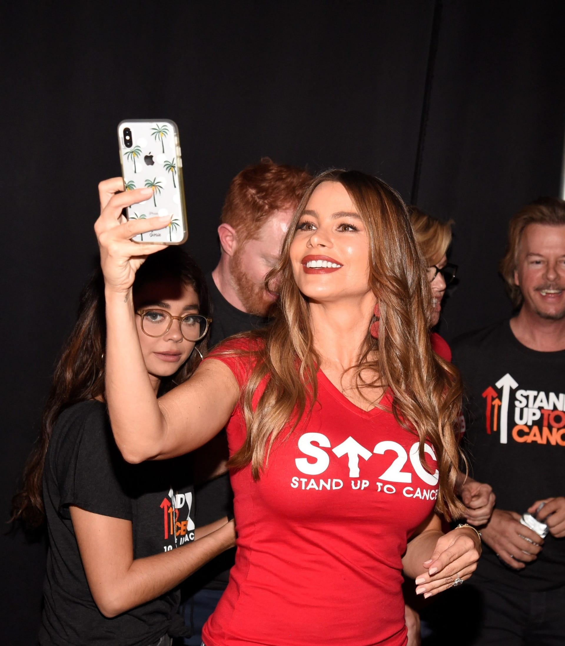 'Stand Up To Cancer': What happened backstage at the telecast