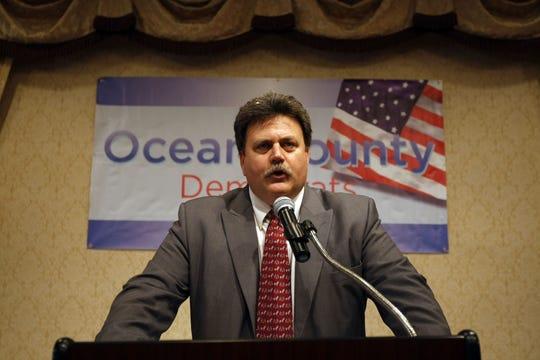 Ocean County Democratic Chairman Wyatt Earp presides over one of the weakest Democratic county organizations in New Jersey.