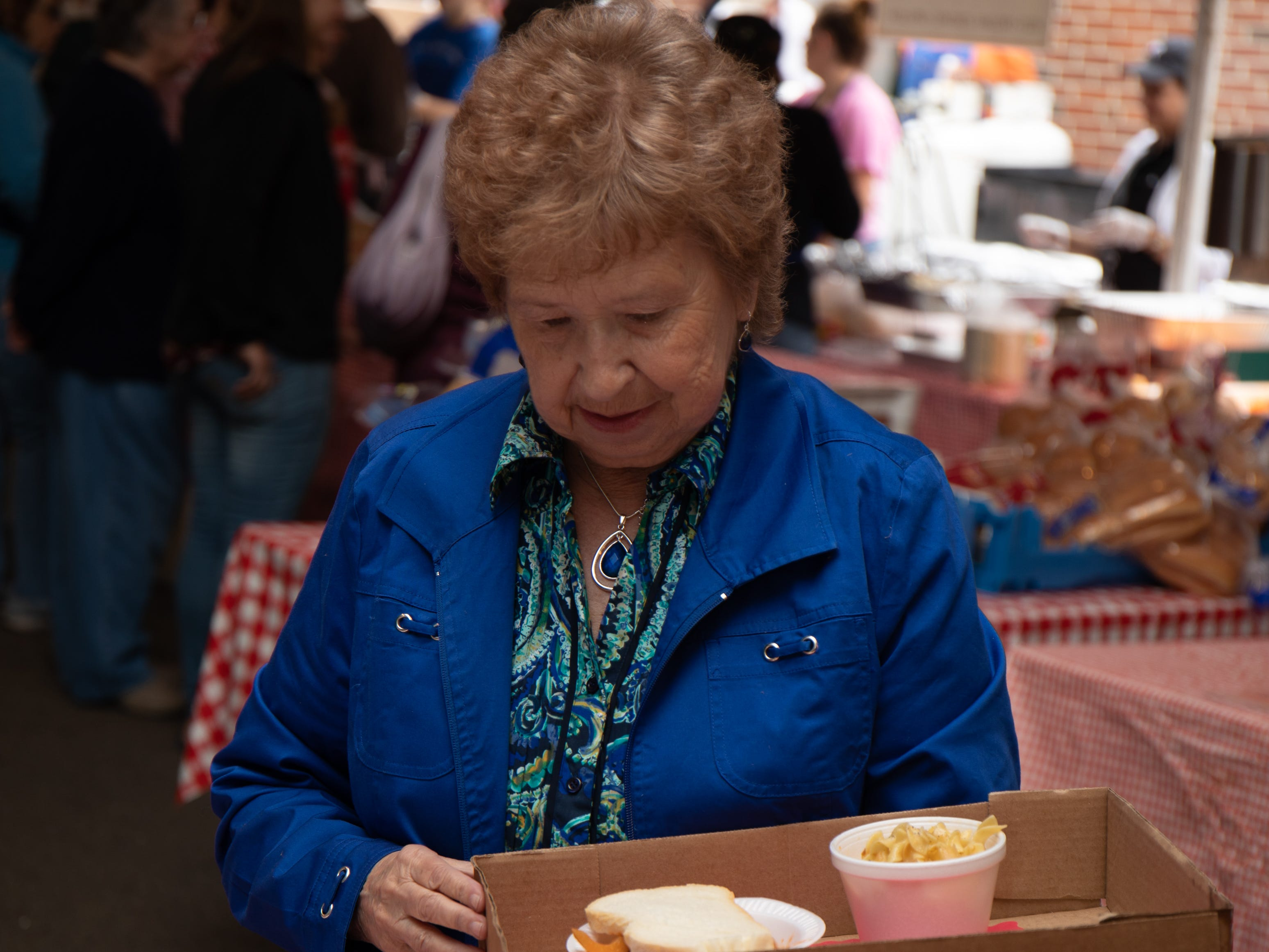 St. Joseph's Bazaar was held Sept. 8, 2018 in Endicott.