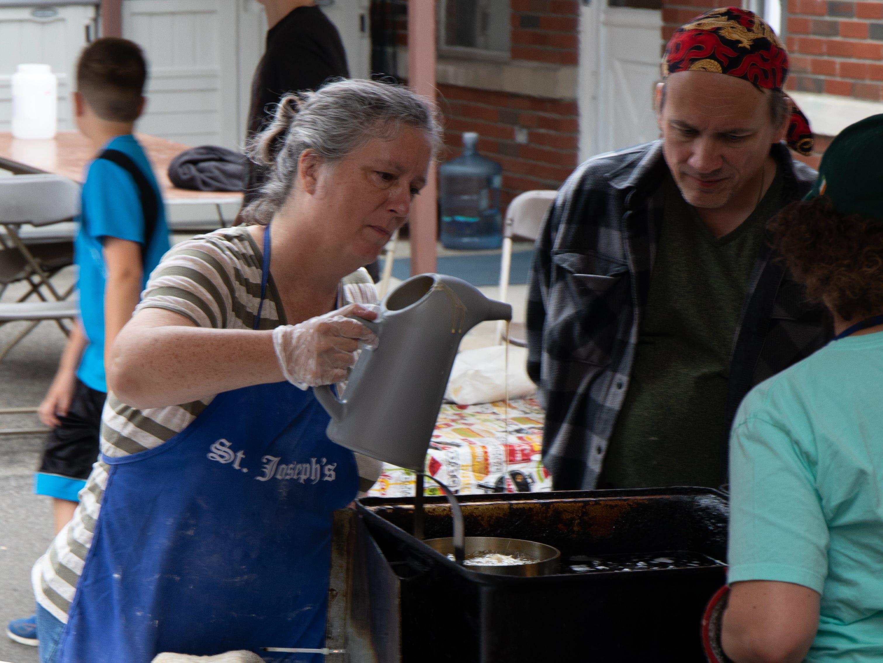 St. Joseph's Bazaar was held Sept. 8, 2018 in Endicott.