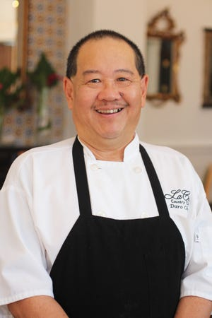Daro Chan is the executive chef at La Cita Country Club in Titusville.