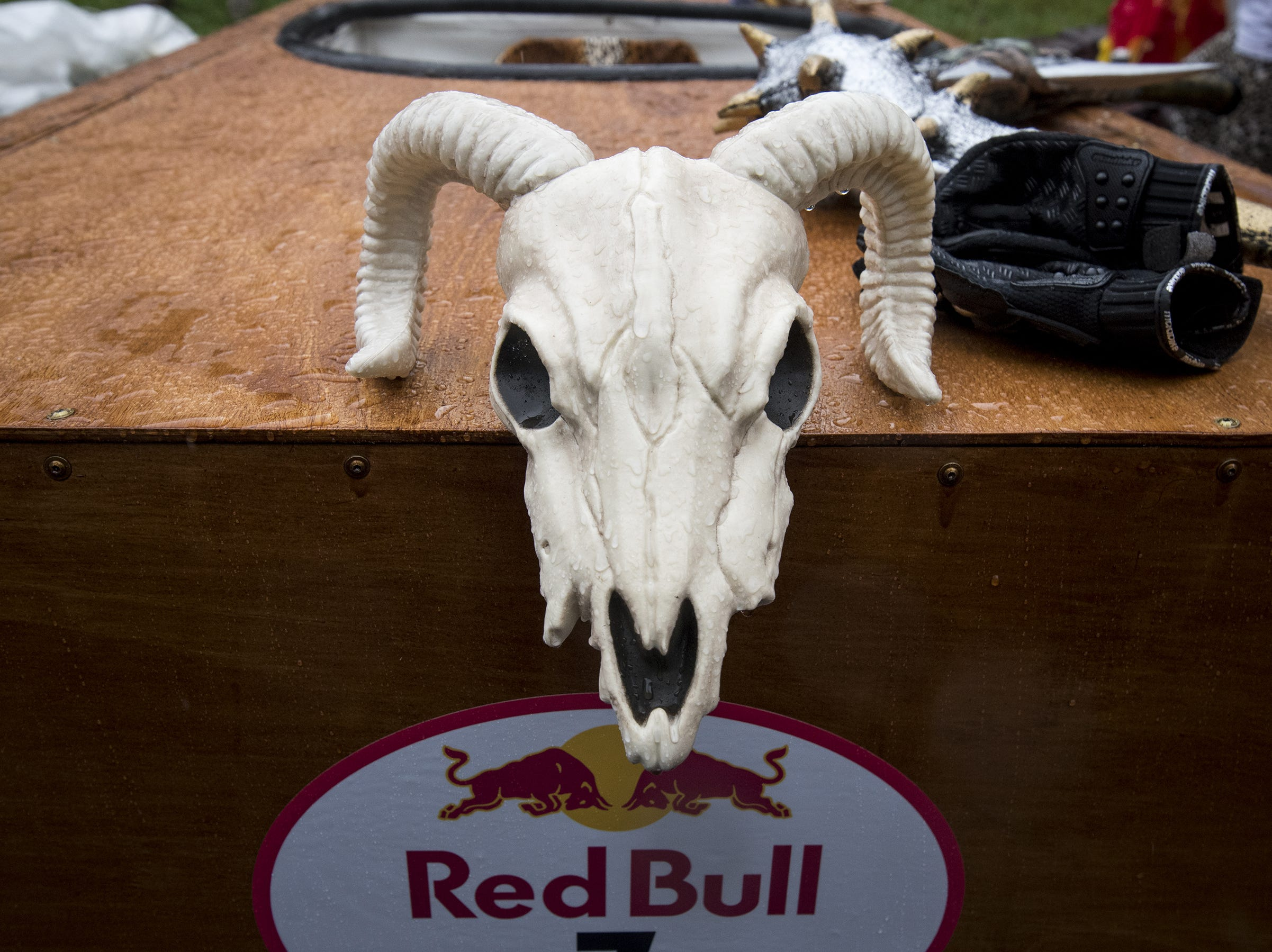 The Red Bull Soapbox Derby hits the streets of Cincinnati for the third time since its 2008 debut Saturday, September 8, 2018 in Cincinnati, Ohio.