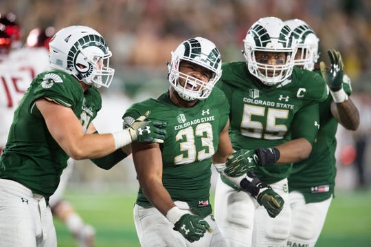 The CSU Rams will travel to Air Force for a Thanksgiving Day game.
