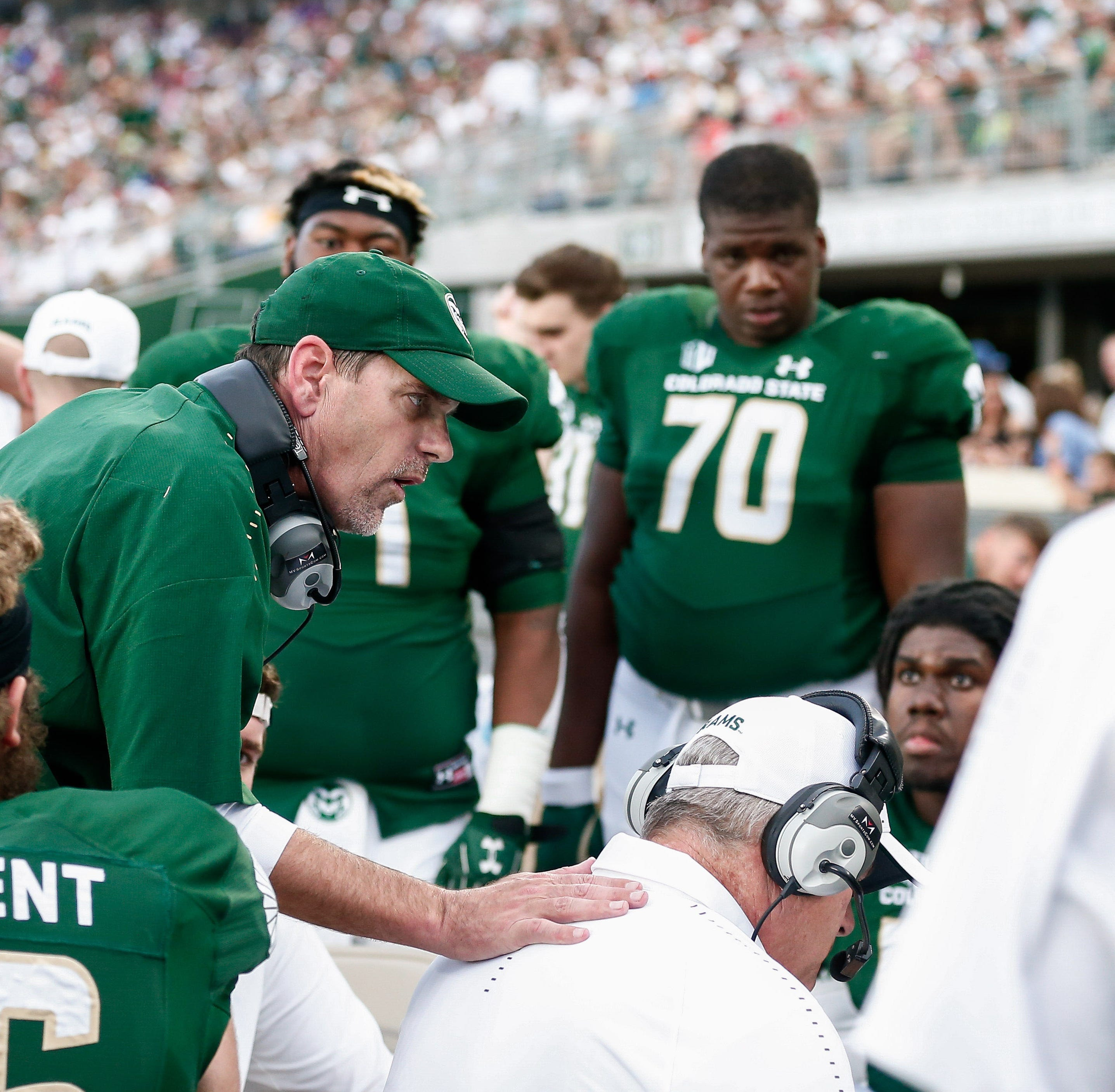 Colorado State University football pins recruiting efforts on immediate needs