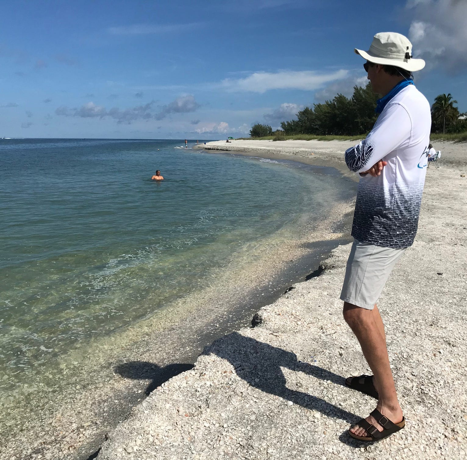 Red tide levels are low, but growing season is just beginning
