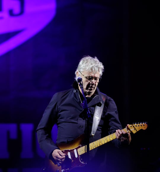 The Steve Miller Band performed Sept. 8, 2018 outside Lambeau Field in Green Bay, Wisconsin. The News-Press was unable to get permission from Miller's management to shoot Wednesday's show at Suncoast Credit Union Arena.
