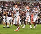 Will the Clemson Tigers face a Top 25 team in the regular season?