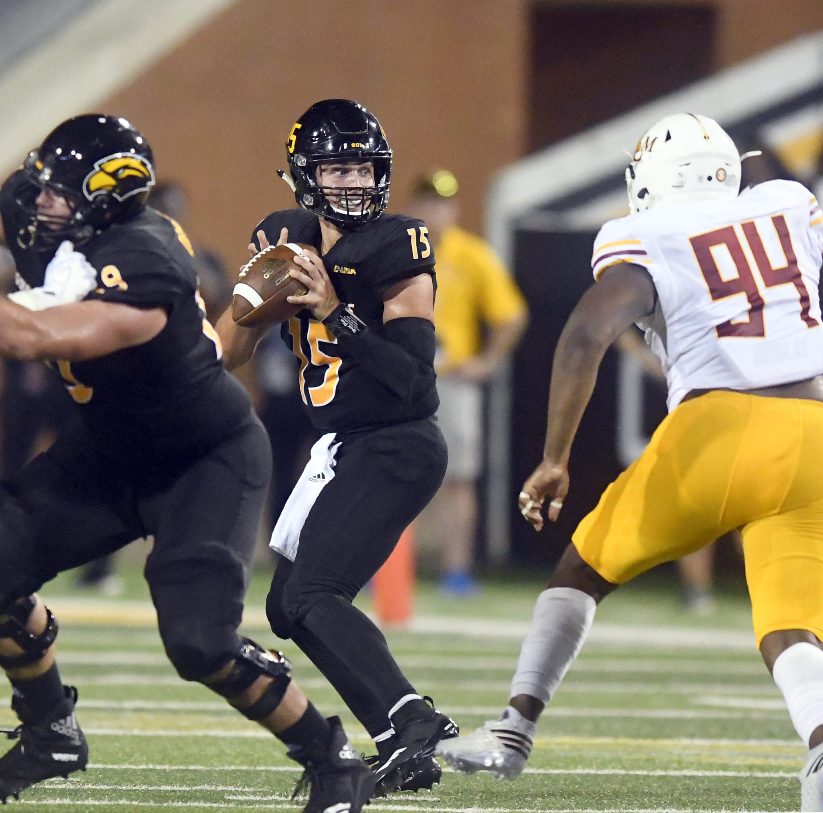 Film study: What went wrong on all of Southern Miss' turnovers against UL-Monroe