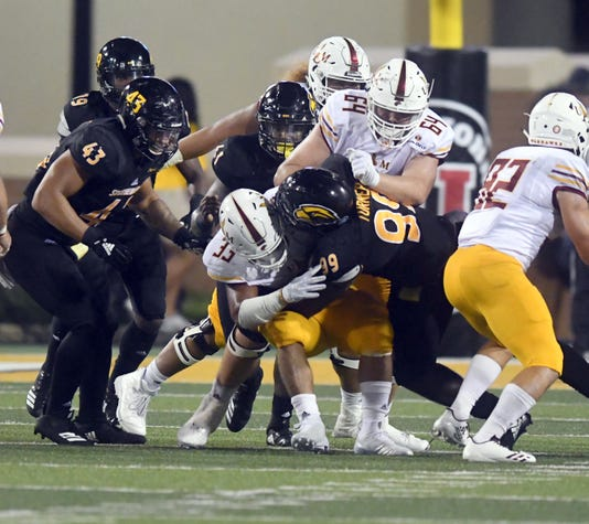 Ulm Vs Usm Football 22