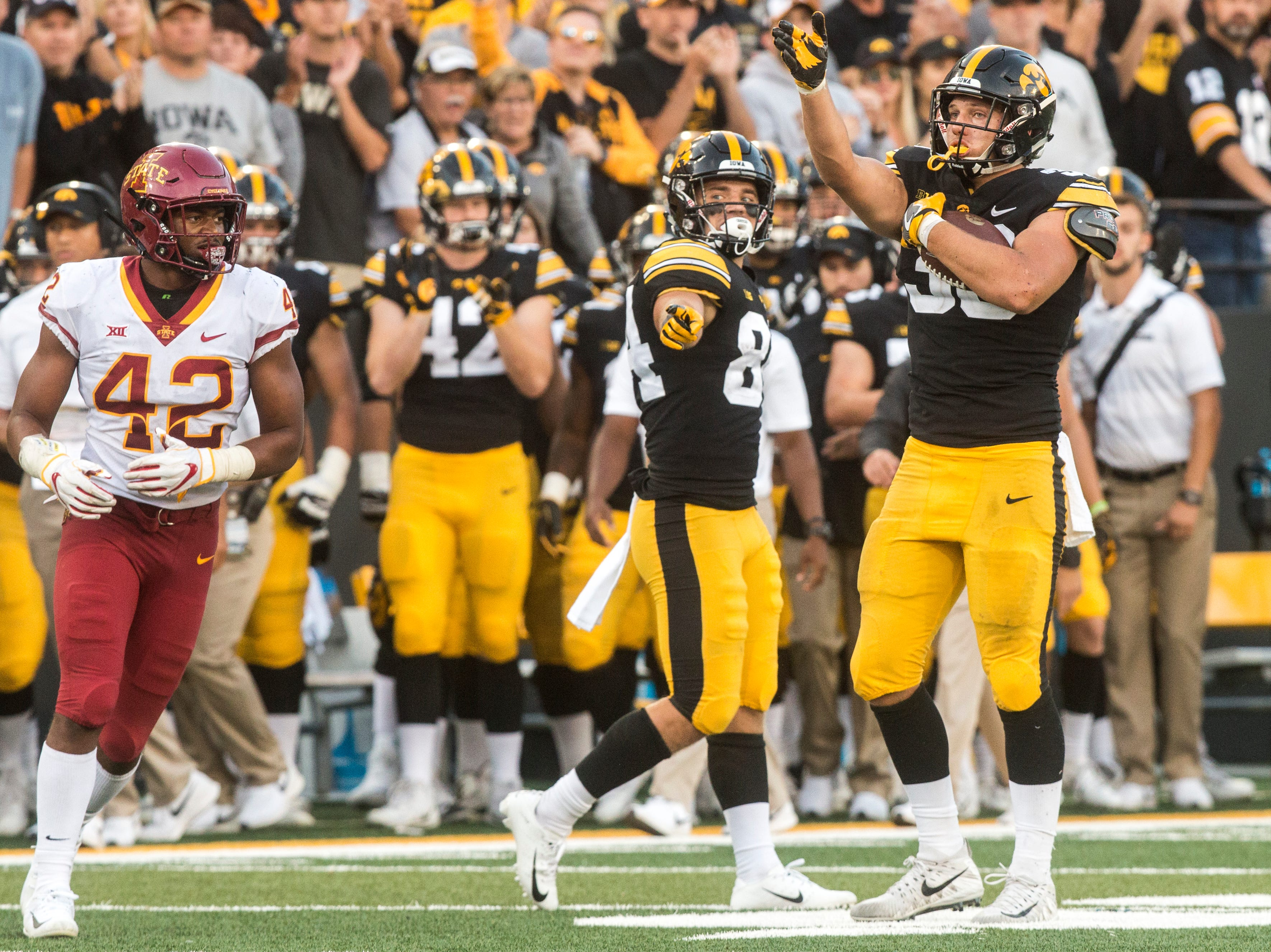 Leistikow: Now that T.J. Hockenson's gone, here are 5 questions facing the 2019 Hawkeyes