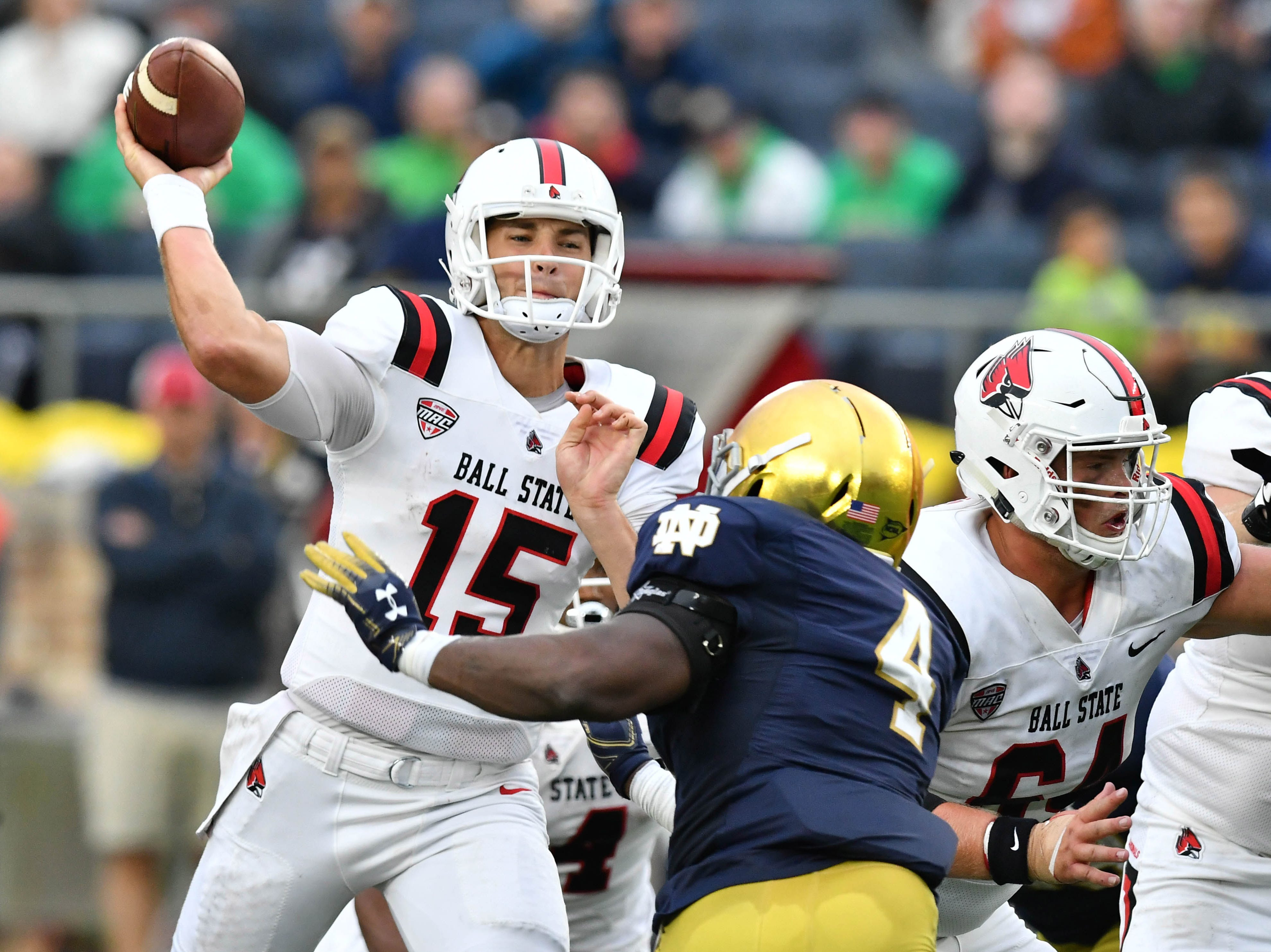 Vanderbilt football: Will Ball State transfer join Deuce Wallace in crowded 2019 QB competition?