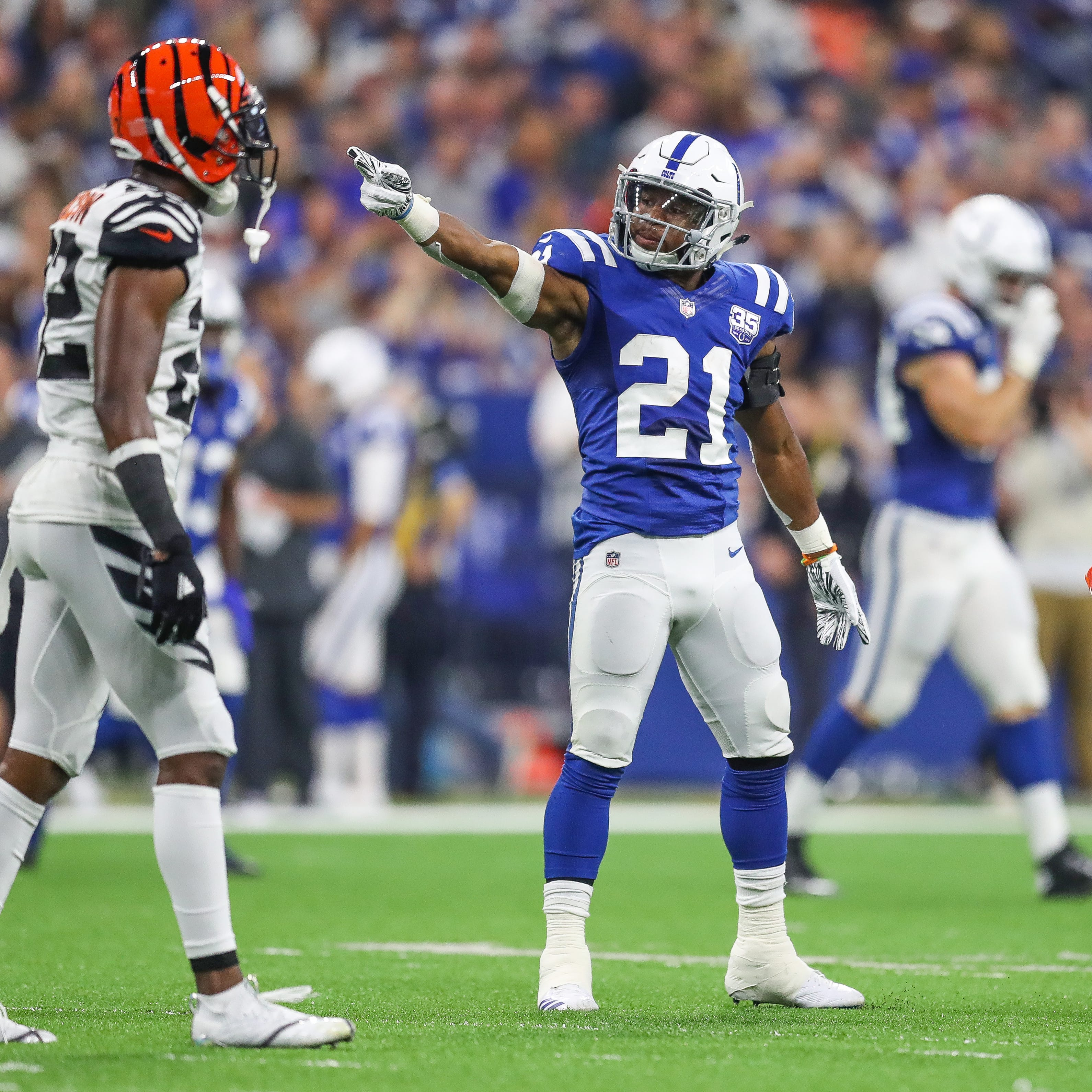 Run heavy? Pass heavy? Indianapolis Colts offense will do what's necessary to win