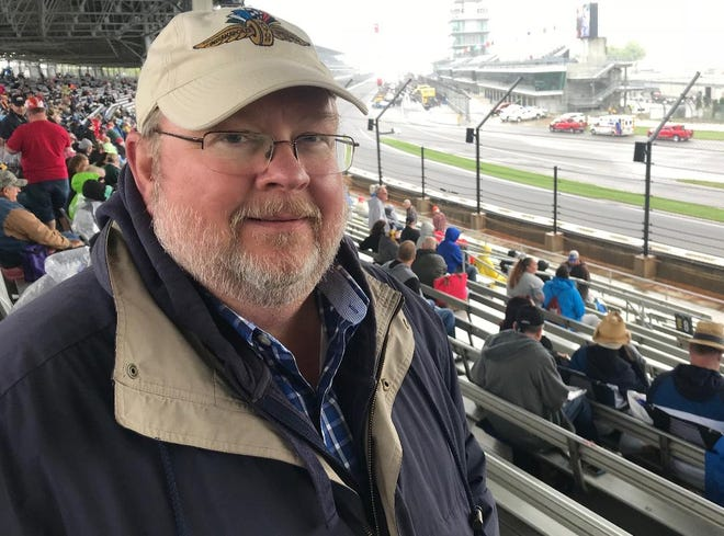 Joe Walters has attended almost every Brickyard 400 in the race's 25-year history.