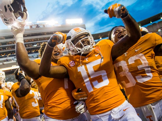 Tennessee football's big question: Can it stop the run?