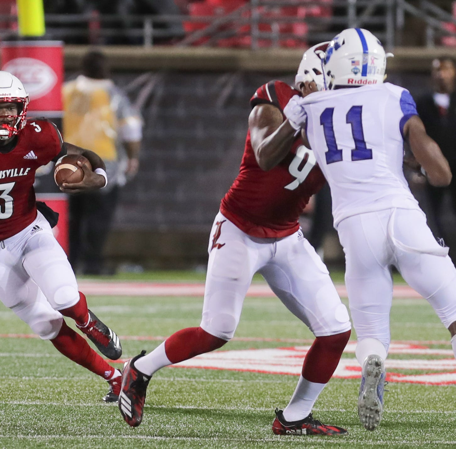 Louisville's Malik Cunningham on starting at QB: 'I've been waiting'