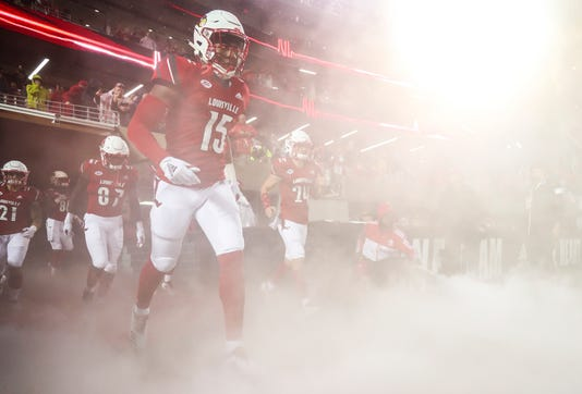 Louisville Vs Indiana State Sept 8 2018