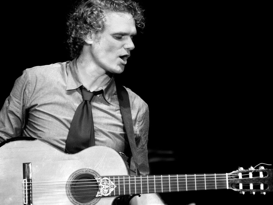 Guitarist Jesse Cook will be at the South Milwaukee Performing Arts Center Jan. 17. Tickets are $43 to $54.