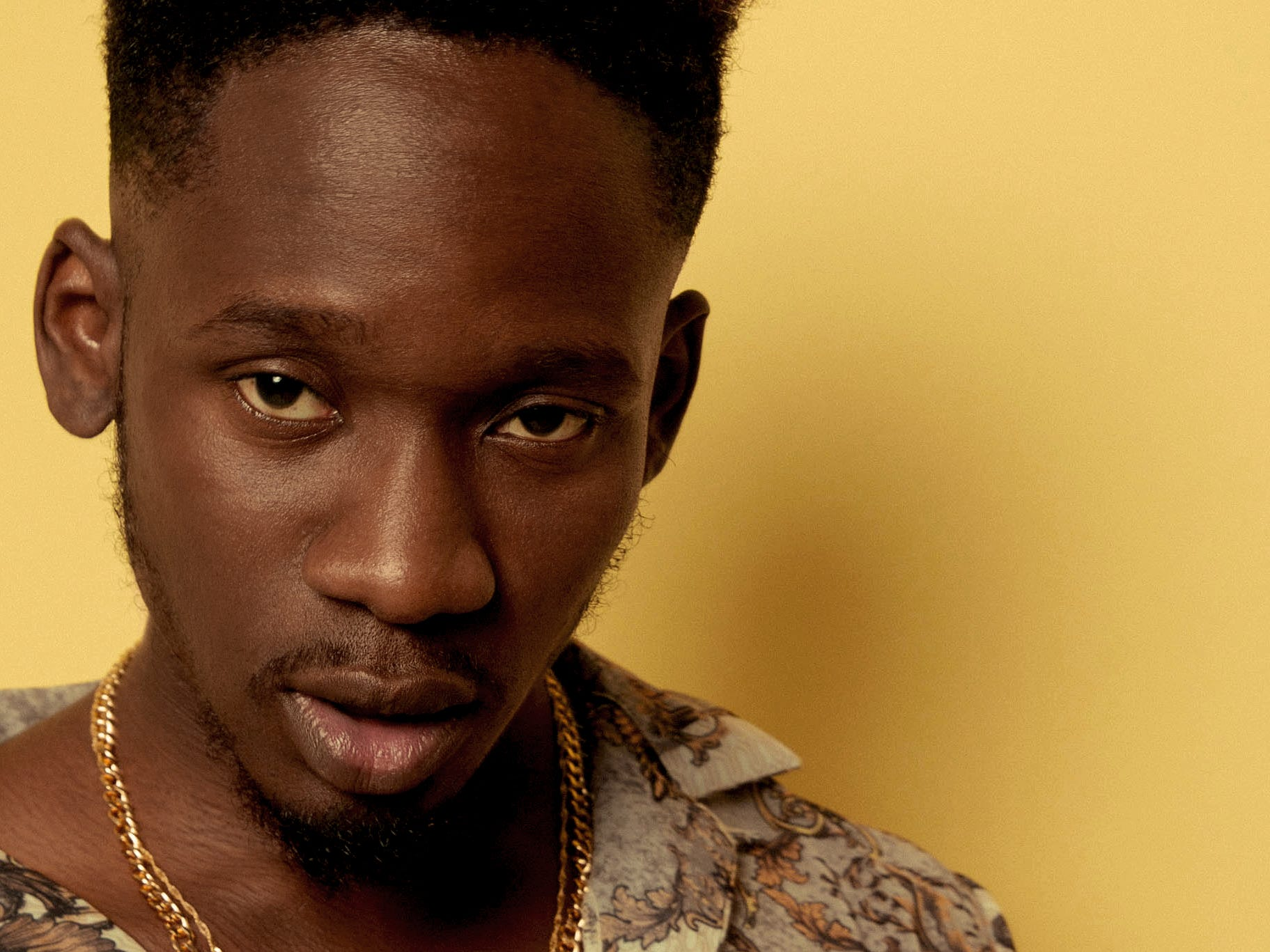 Nigerian pop artist Mr. Eazi, along with Michael Brun, will open for J. Balvin at Fiserv Forum Oct. 11.