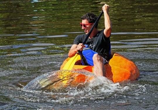 The Pumpkin Regatta sets sail this weekend during the Cedarburg Wine & Harvest Festival.