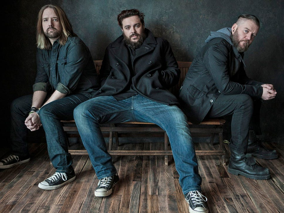 Hard rock trio Seether will be at the Rave's Eagles Ballroom Nov. 3. Tickets are $30 to $128.