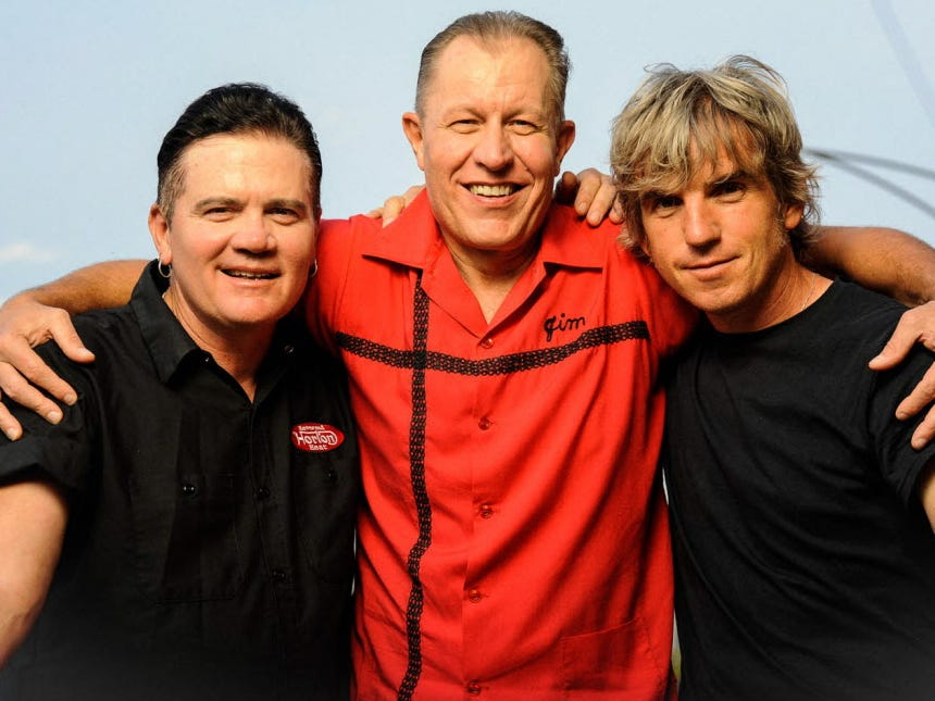 Following its Milwaukee performance as part of Harley-Davidson's 115th Anniversary, Reverend Horton Heat returns to town for a Shank Hall show Nov. 29.