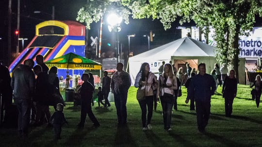 Tosafest, Wauwatosa's two-day community bash, returns to Hart Park Friday and Saturday.