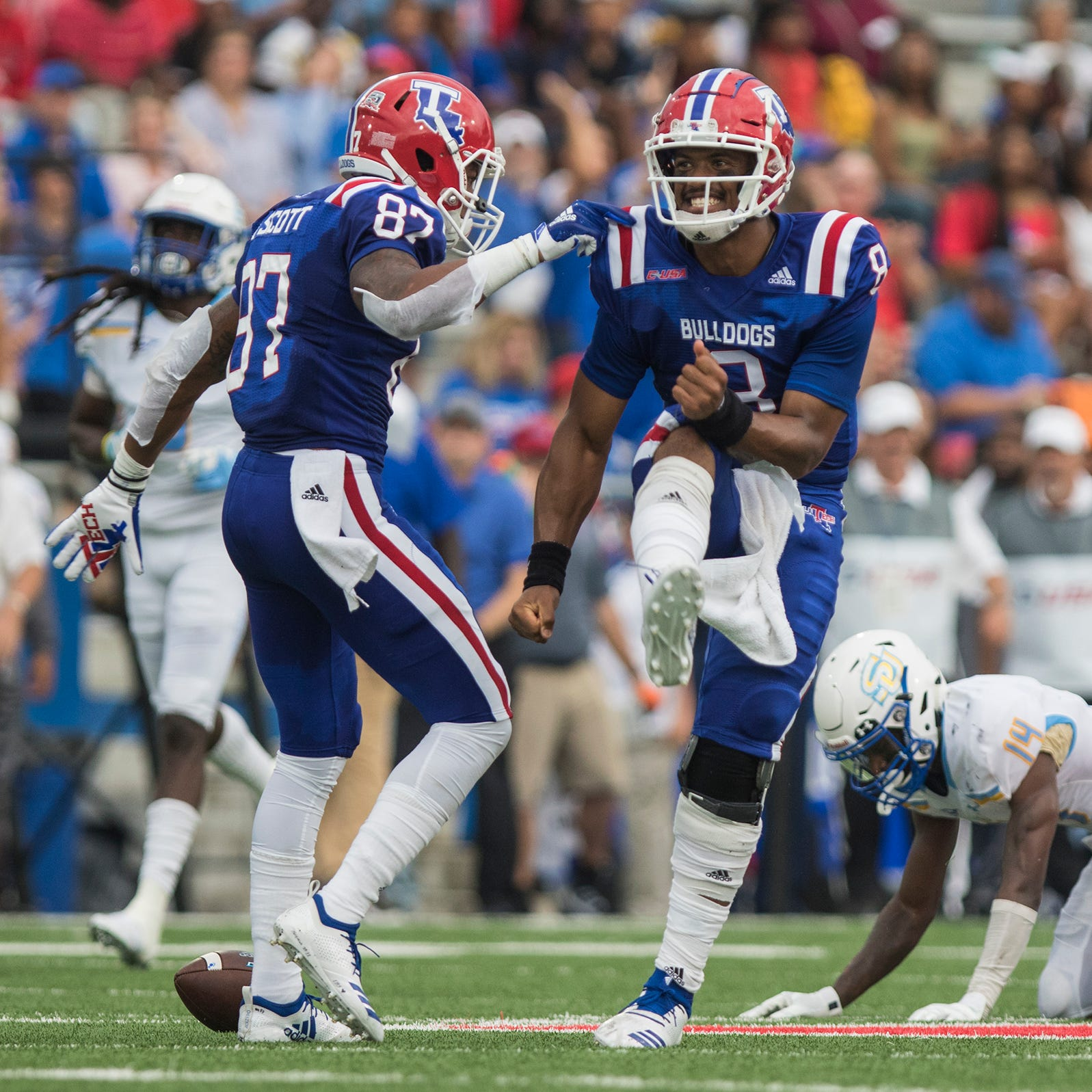 Where does LA Tech's payout for LSU game stand among other guarantee games?