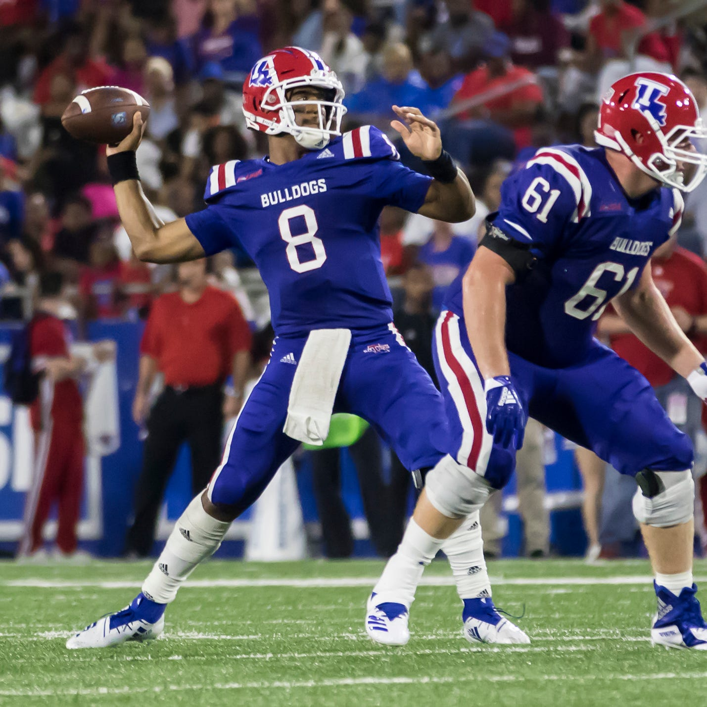 Louisiana Tech offense looks to beat LSU at its own conservative game