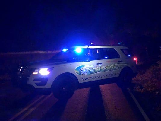 Fatal Wreck Sheriff Car