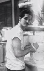 At 17, Hector Sanchez became a professional bagel roller -- in the Bagel Nosh in Mt. Kisco