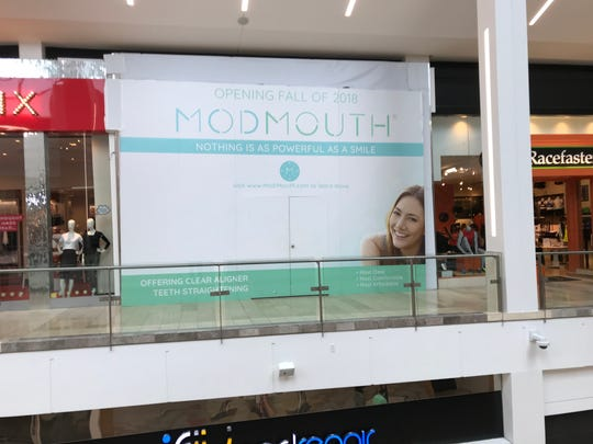 MOD Mouth, a teeth whitening and straightening concept with locations in Mahwah and Hoboken, is expanding to Garden State Plaza