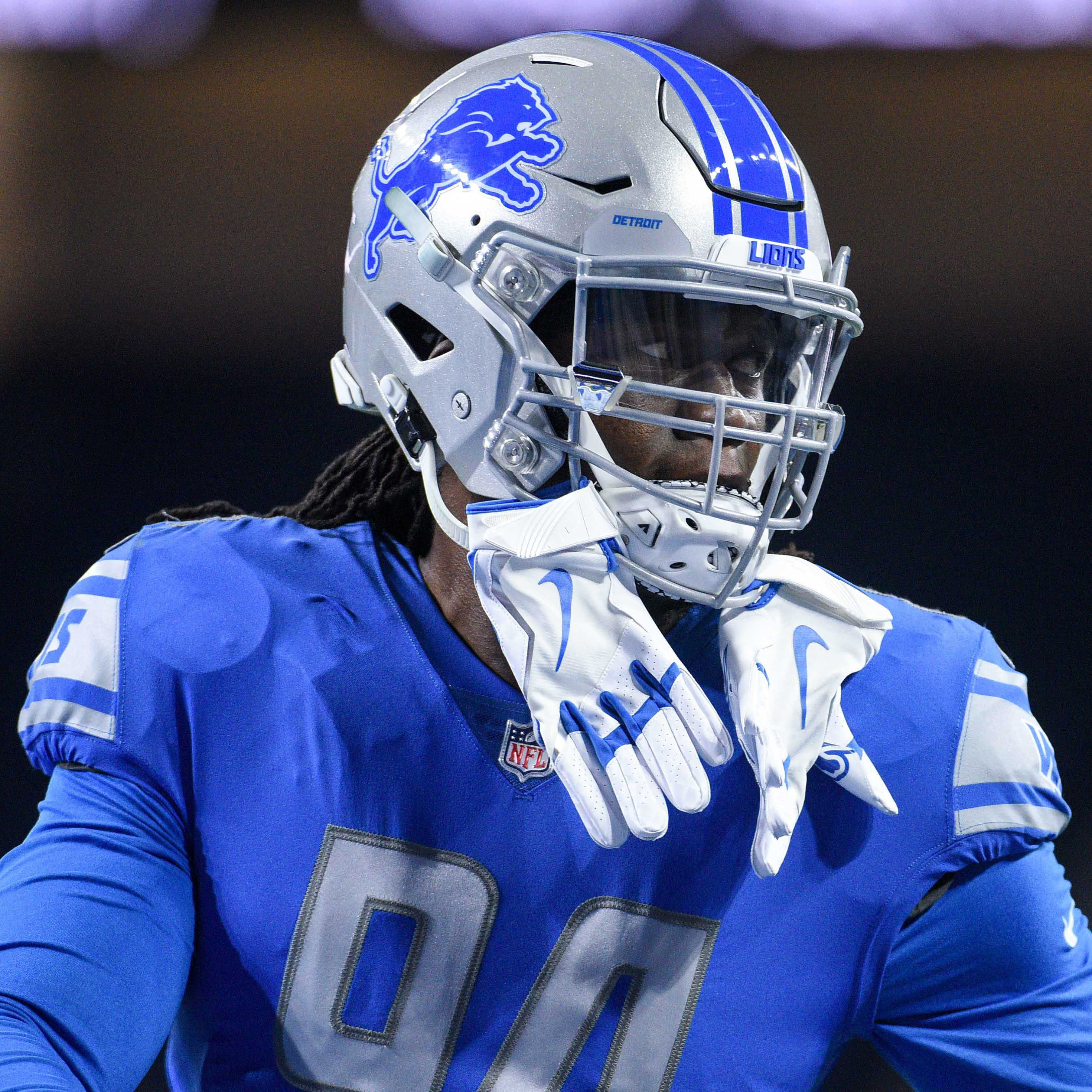 Lions' Matt Patricia brusque in explaining why Ziggy Ansah didn't play