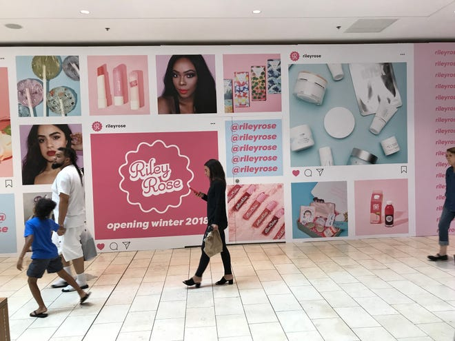 The Riley Rose beauty chain founded by the family that created Forever 21 clothing stores is expected to open at Garden State Plaza later this year.