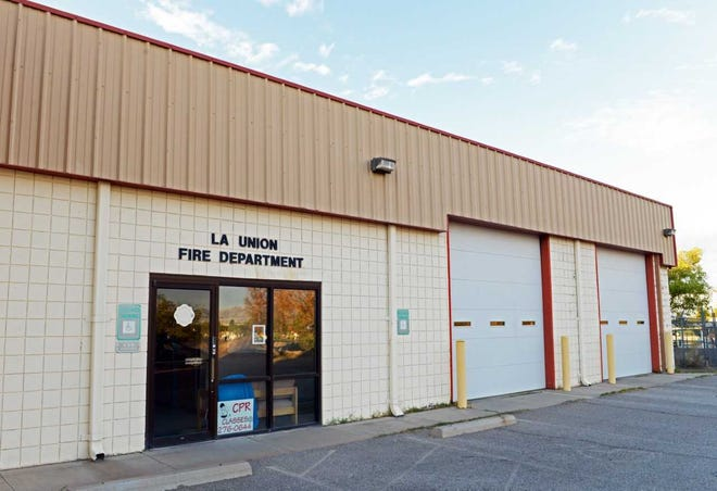 Doña Ana County is considering merging the La Union fire district with one in neighboring Chamberino because of difficulty attracting volunteers in La Union, one of six county fire districts given failing grades by a ratings agency.