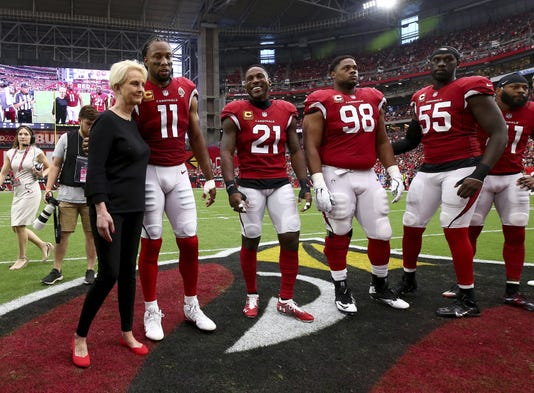 Cindy McCain Cardinals