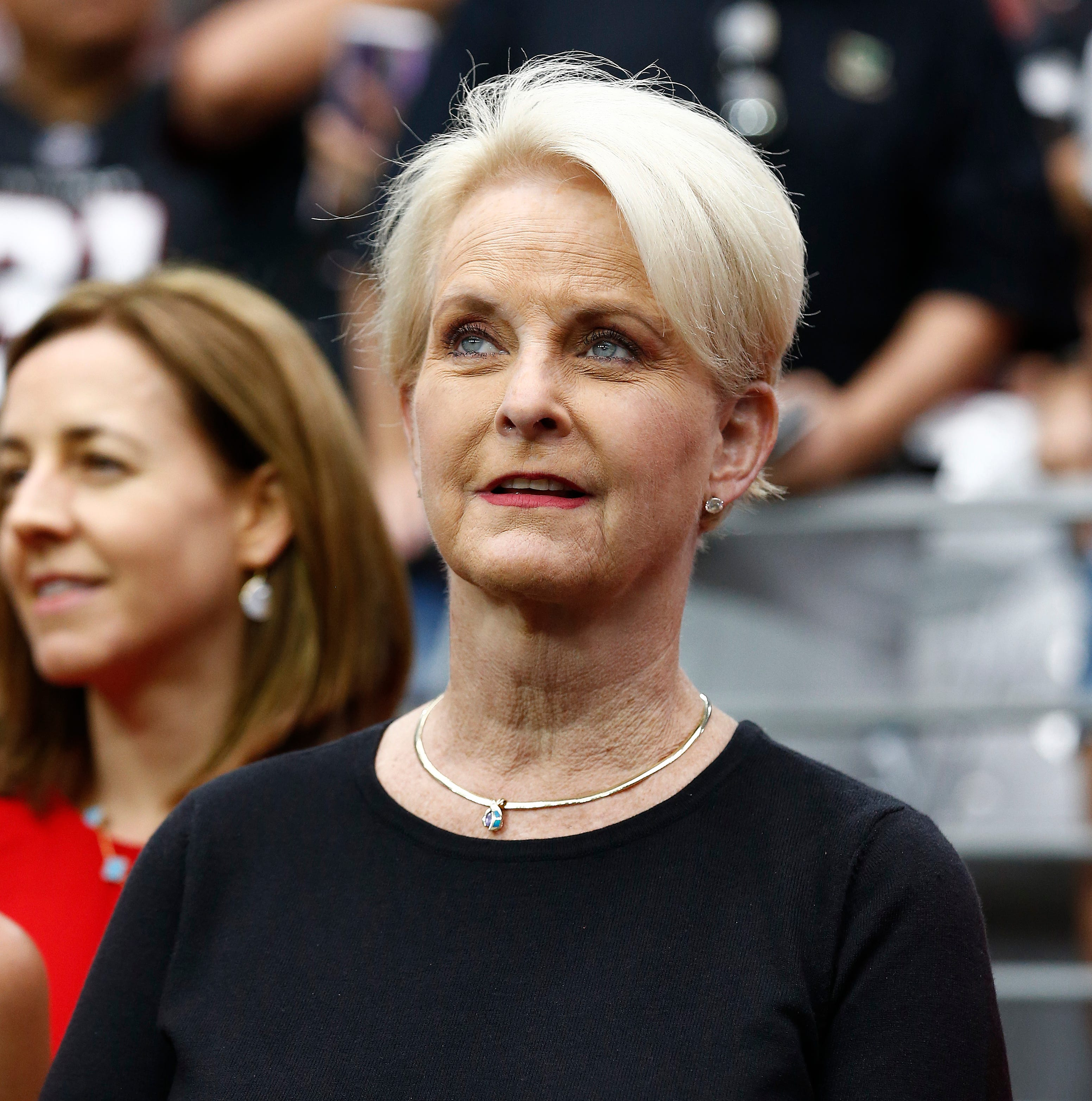 Cindy McCain signs deal with same Beverly Hills talent agency as daughter, Meghan McCain