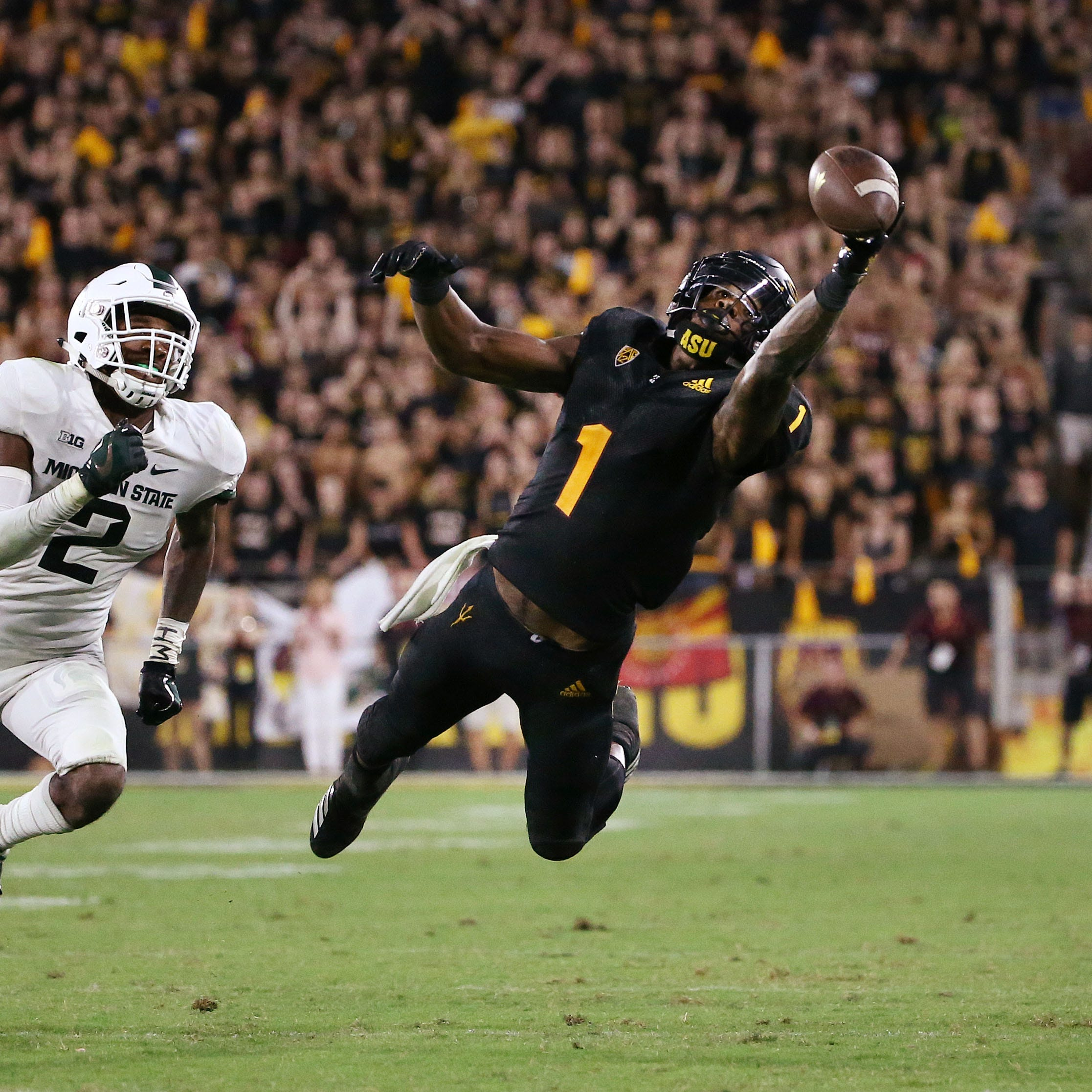 ASU football rewind: Takeaways, grades, personnel notes from Michigan State win