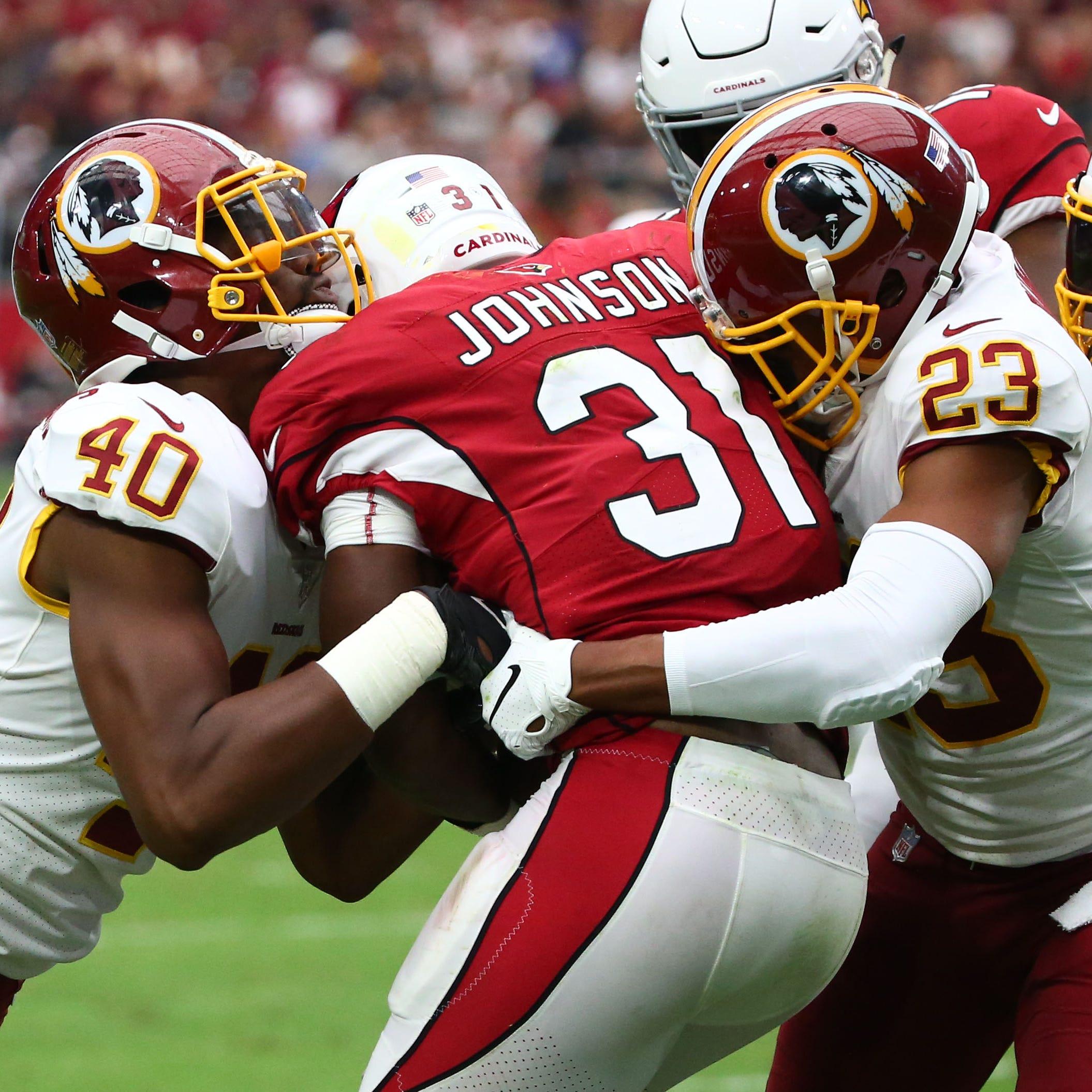 Instant replay: Arizona Cardinals dominated by Washington Redskins in season opener