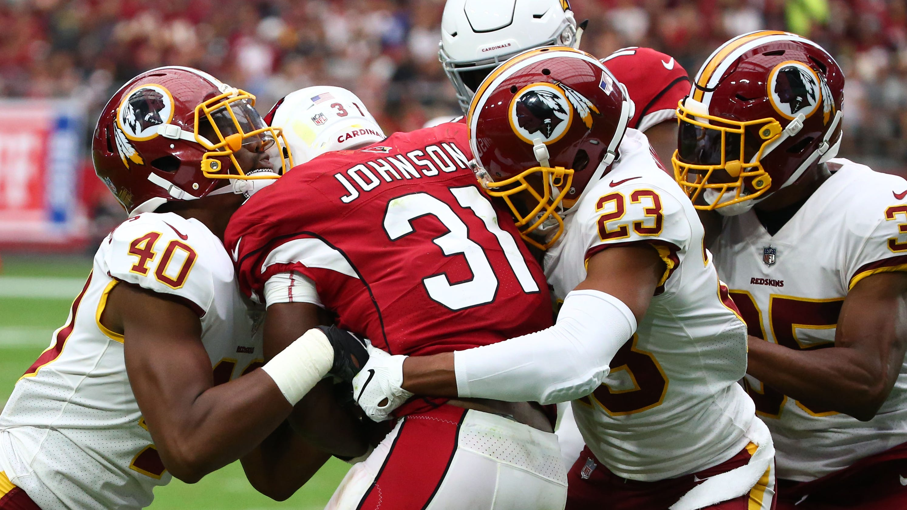 36374da4 Arizona Cardinals vs. Washington Redskins: Live updates