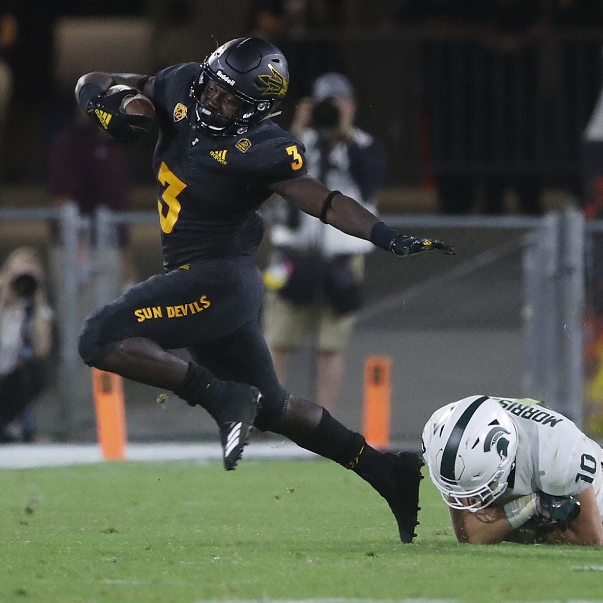 ASU football ranked nationally in both major polls for first time since 2015 preseason