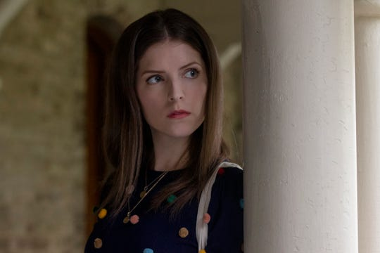 "In ""A Small Favor,"" Stephanie (Anna Kendrick) unleashes her inner Nancy Drew."