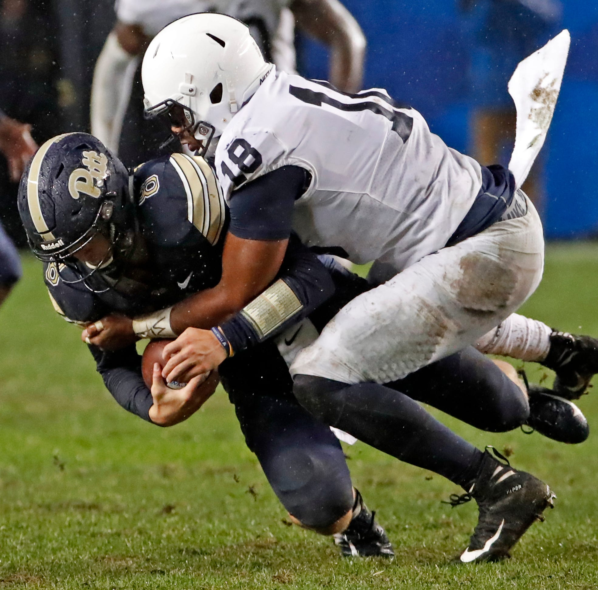 Vulnerable Penn State defense takes growing step in beating Pitt