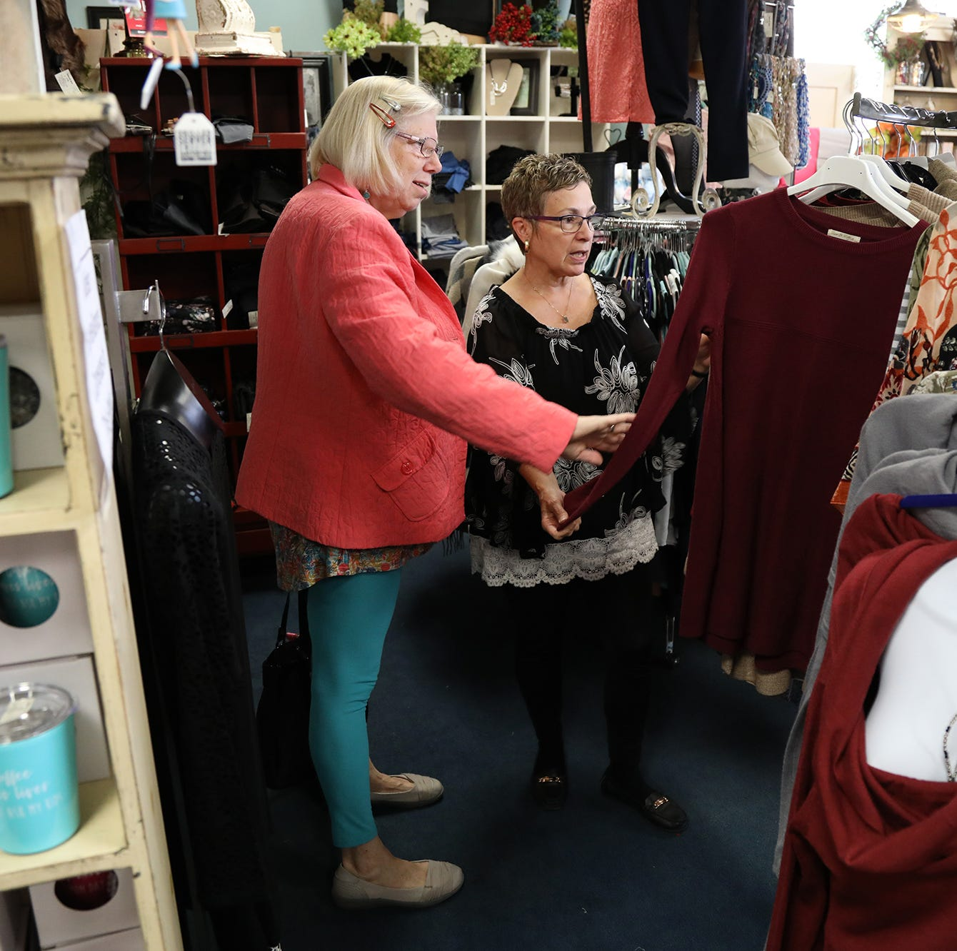 'Something for everyone' small retailers at The Shops on West Ridge thrive in new times